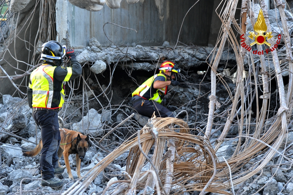 Ponte Morandi, recuperato l'ultimo disperso: i morti sono 42