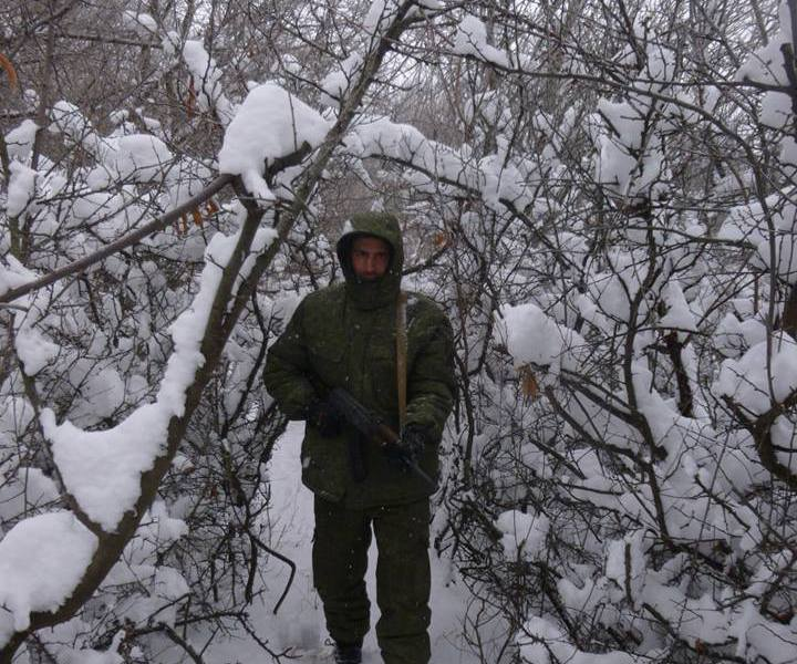 Mercenari italiani in Donbass, Andrea Palmeri fermato in Russia?