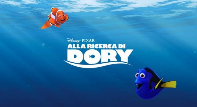 Cinema gratis in spiaggia, c'è Alla Ricerca di Dory