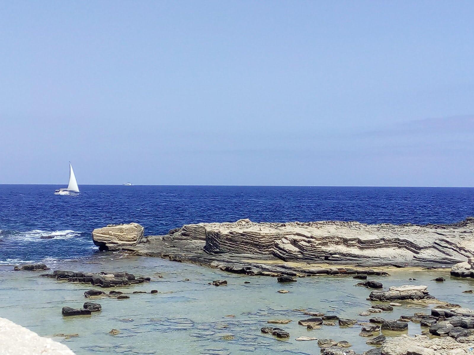 Dalla Marmolada all'Isola di Favignana, buon ferragosto a tutti!