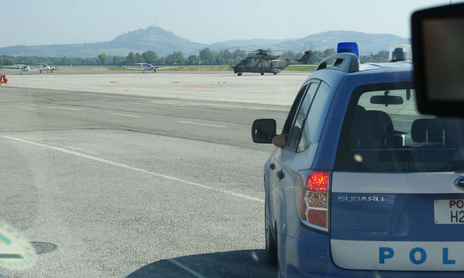 Il georgiano arrestato ieri a Viareggio è stato espulso