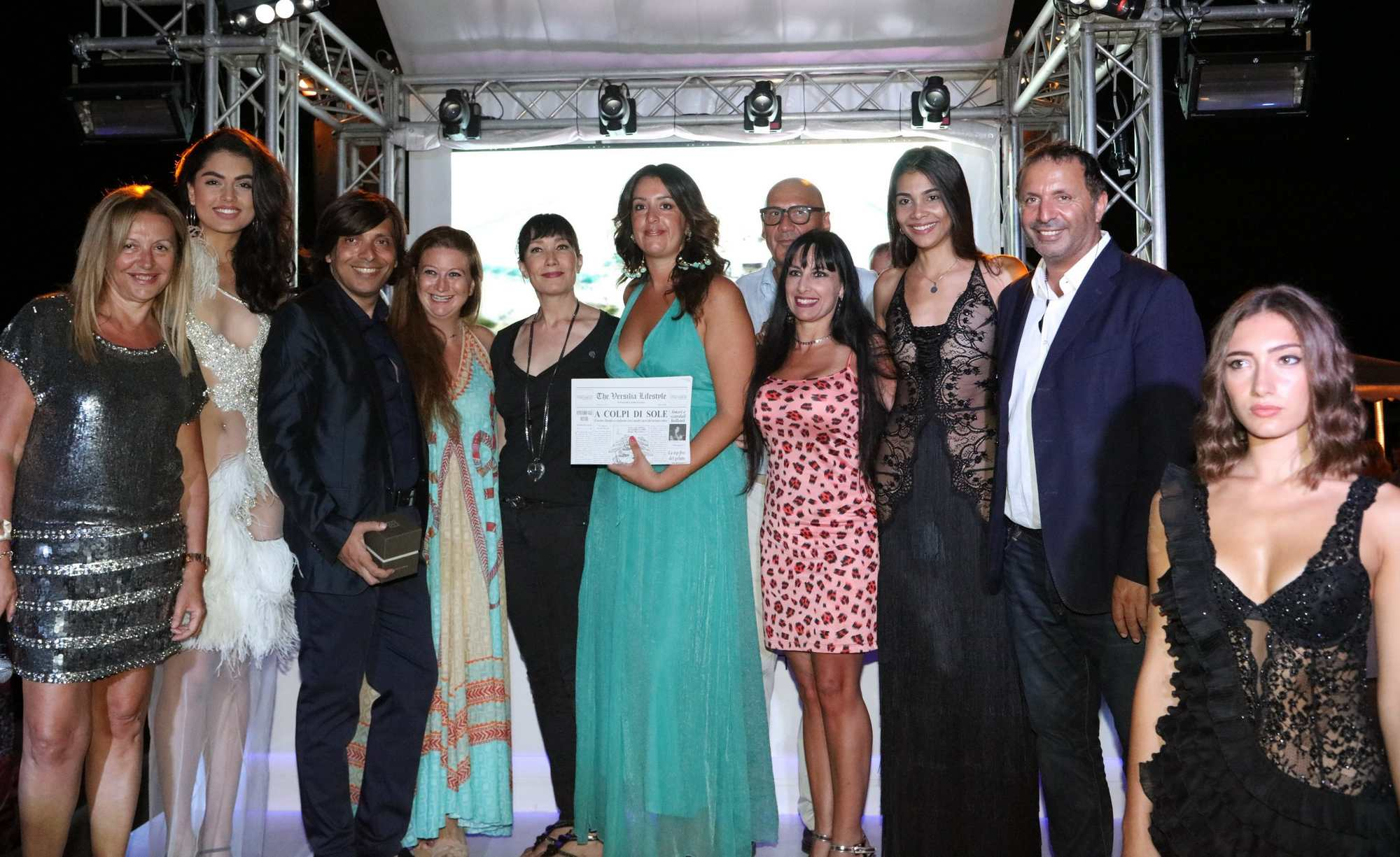 The Versilia Lifestyle, presentata all'Ostras la seconda edizione della nuova free press del territorio