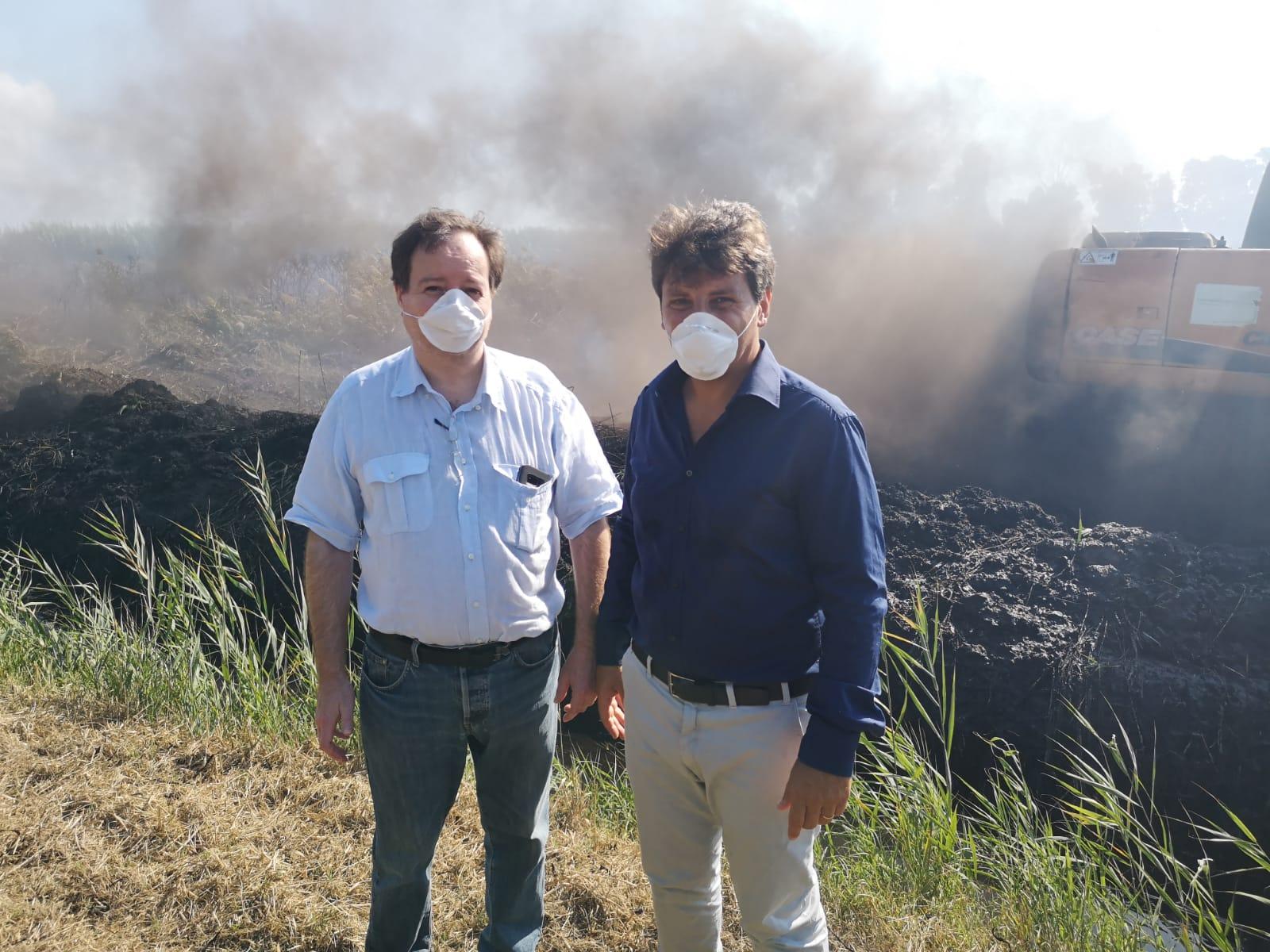 """""""Toscana, nuova Terra dei Fuochi: qualcuno dirà che è regolare coltivare il biologico in terreno discarica"""""""