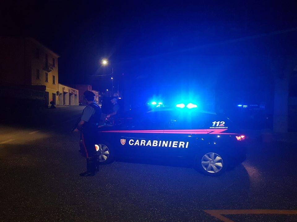 Controlli straordinari dei carabinieri, due arresti e tre denunce