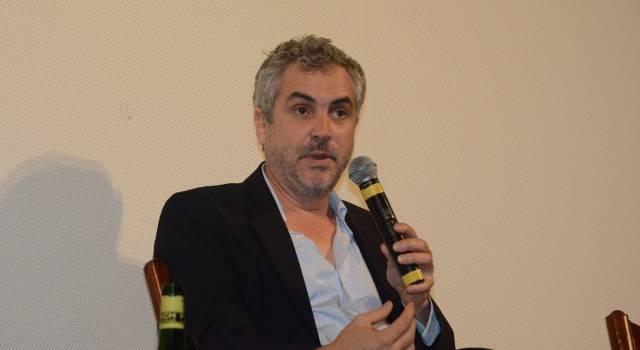 Cuaron vince il Leone d'oro di Venezia e Pietrasanta si congratula