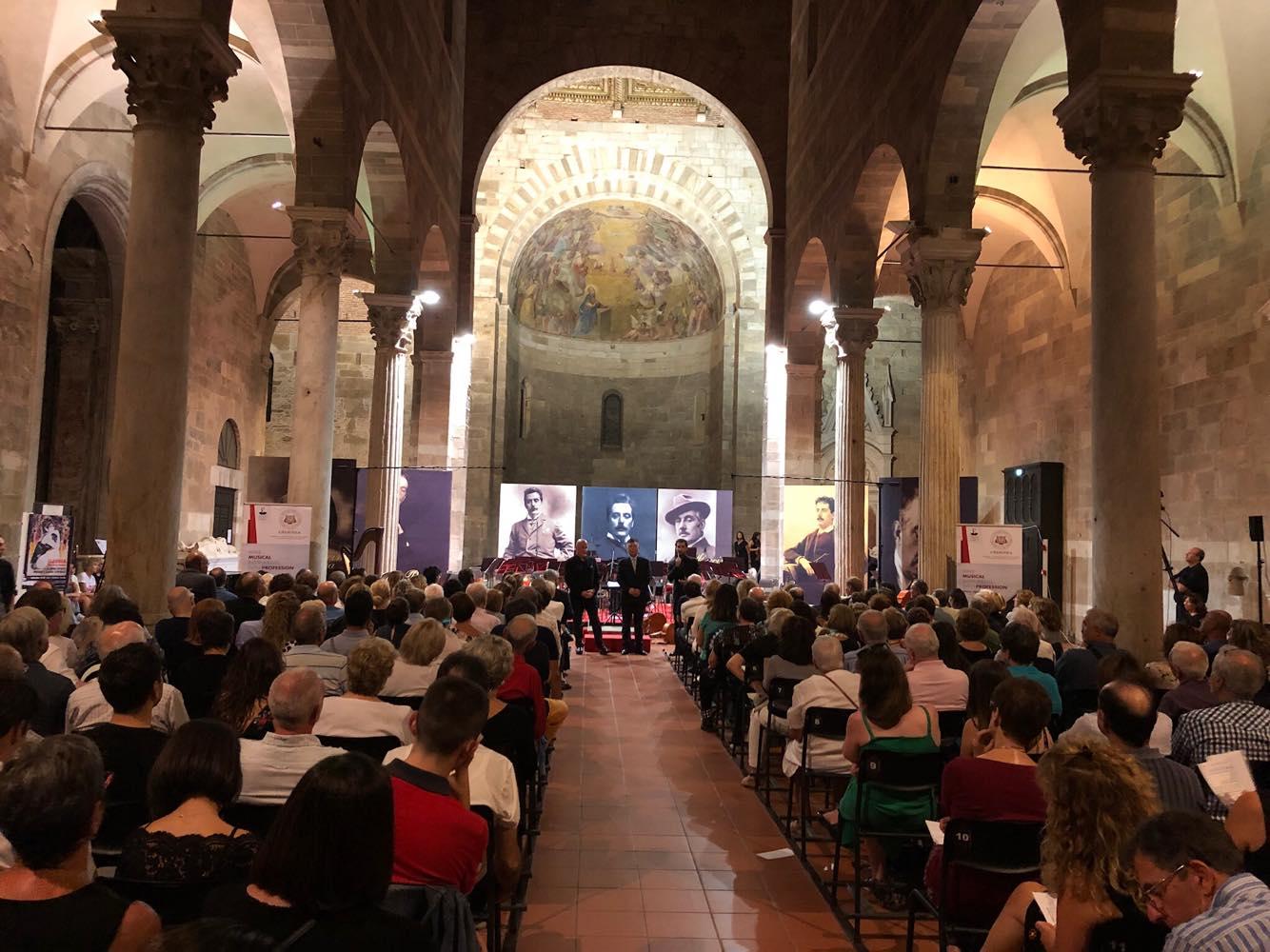 Puccini e la sua Lucca, successo per il galà di Santa Croce