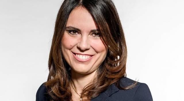 Simona Bonafè a Viareggio presenta la sua candidatura