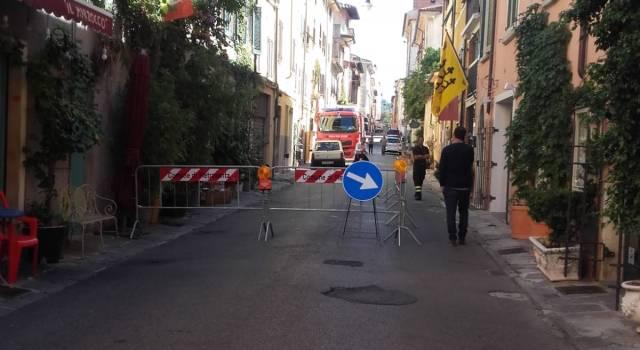 """Edificio pericolante in via del Marzocco, L'appello del Comune: """"cerchiamo appartamento piano terra per i due anziani evacuati"""""""