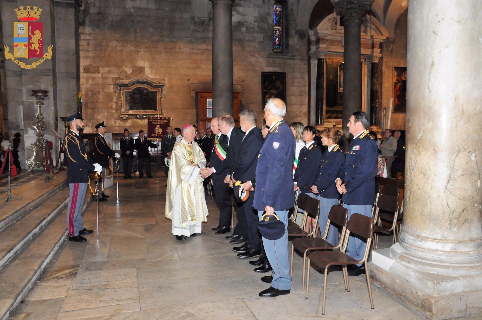 San Michele Arcangelo, la Polizia di Stato festeggia il suo patrono