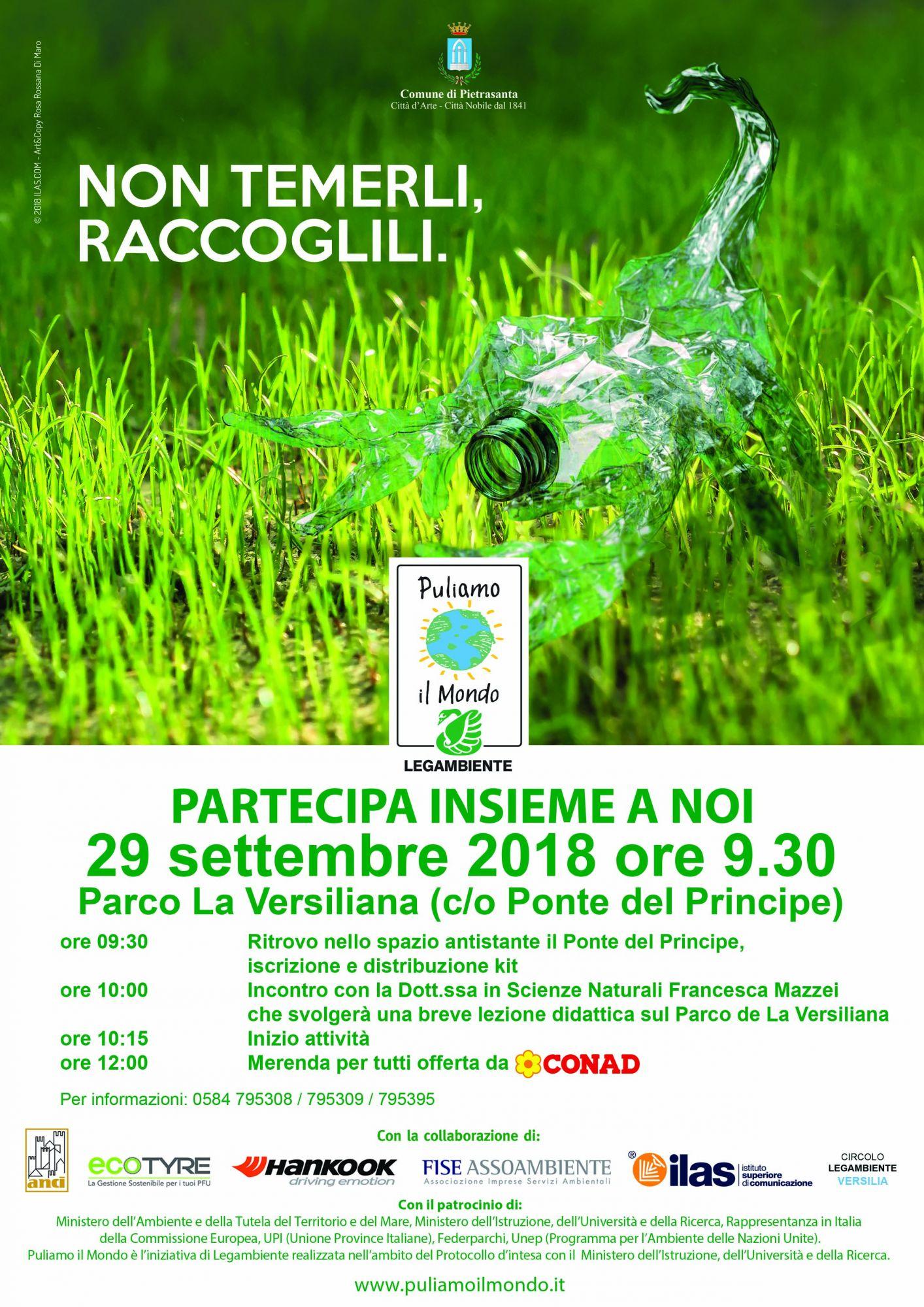 Puliamo il Mondo in Versiliana, i baby-volontari e la lotta ai maleducati dei rifiuti
