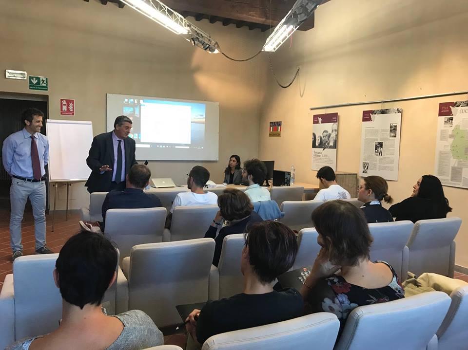 Al via i workshop di scrittura a Massarosa