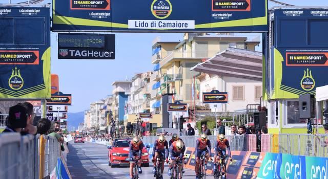 Marzo sulle due ruote con lo spettacolo della Tirreno – Adriatico