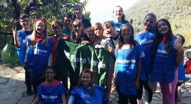 """Bimbi e natura. """"Liberi di camminare"""": un grande successo per """"Fare Verde Gruppo Versilia"""""""