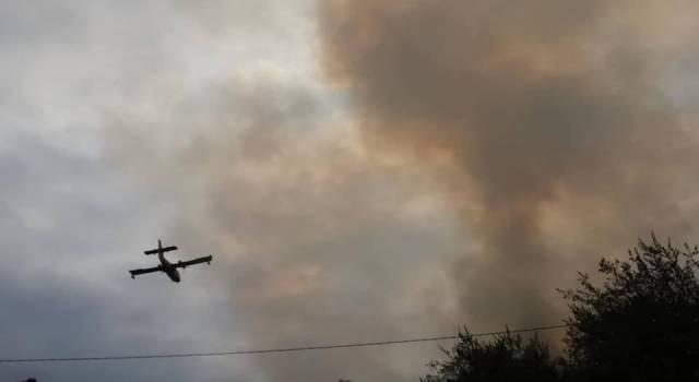 Rogo sul Monte Serra, il sindaco Luca Menesini fa il punto della situazione con il Direttore Operativo delle azioni antincendio