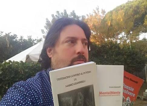 """""""Testimoni contro il potere"""", il nuovo libro di Mario Giannelli"""