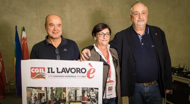 Rossi confermato segretario della Cgil Lucca: i dati economici della provincia