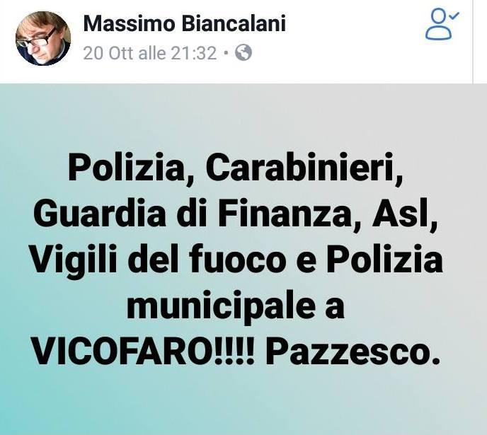 """Blitz a Vicofaro, il prete dei migranti: """"Pazzesco"""""""