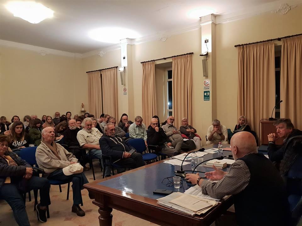 Sul Sessantotto ultimo appuntamento stasera a Pietrasanta