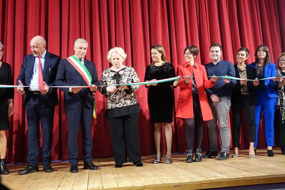 Riaperto il teatro Jenco, inaugurazione con Katia Ricciarelli