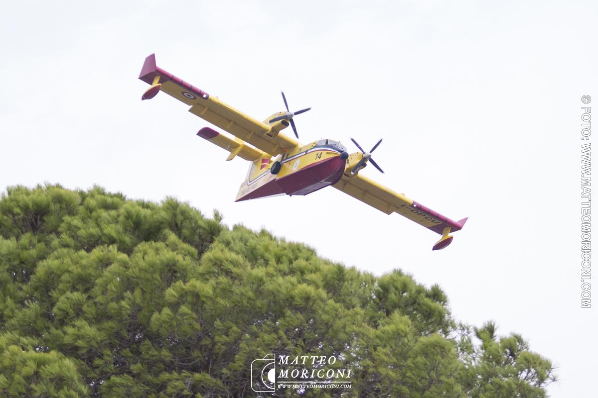 Monte Serra, fiamme circoscritte: 10 ettari di bosco distrutto, nessuna famiglia evacuata