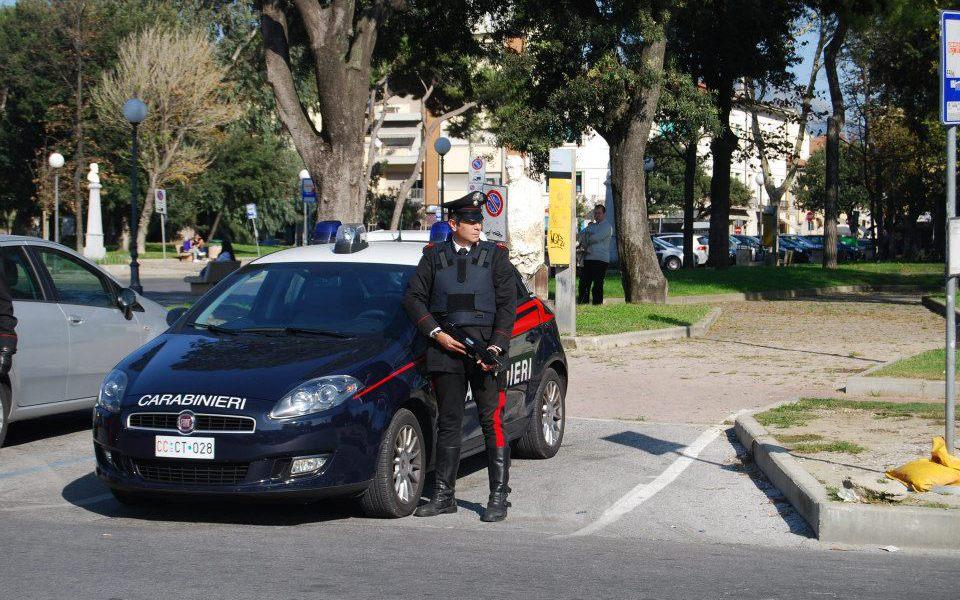 """Weekend sicuro"", controlli  dei Carabinieri: arrestate due persone"