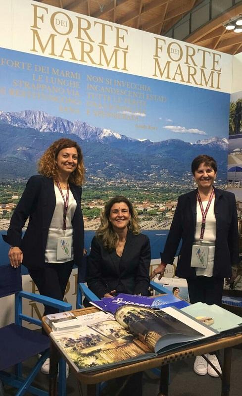Forte dei Marmi protagonista alla Fiera del Turismo di Rimini