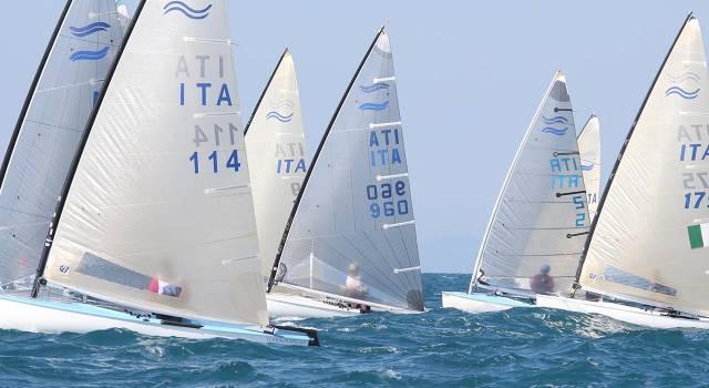Nel week end al Club Nautico Versilia il XVI Trofeo Bertacca, ultima tappa di Coppa Italia Finn