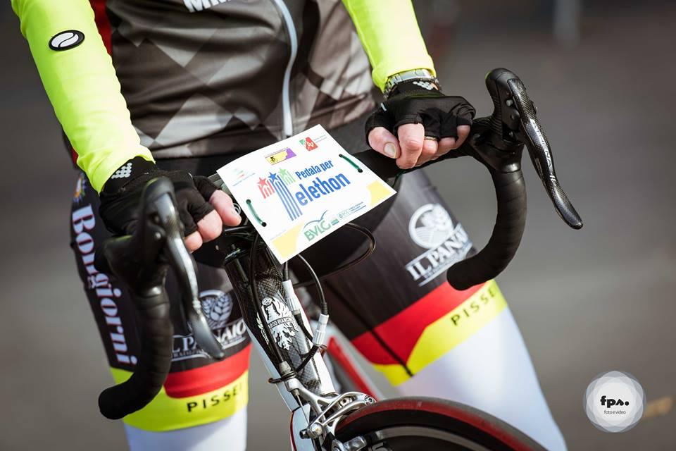 Sport: pedala per Telethon, oltre mille ciclisti per la diciottesima edizione