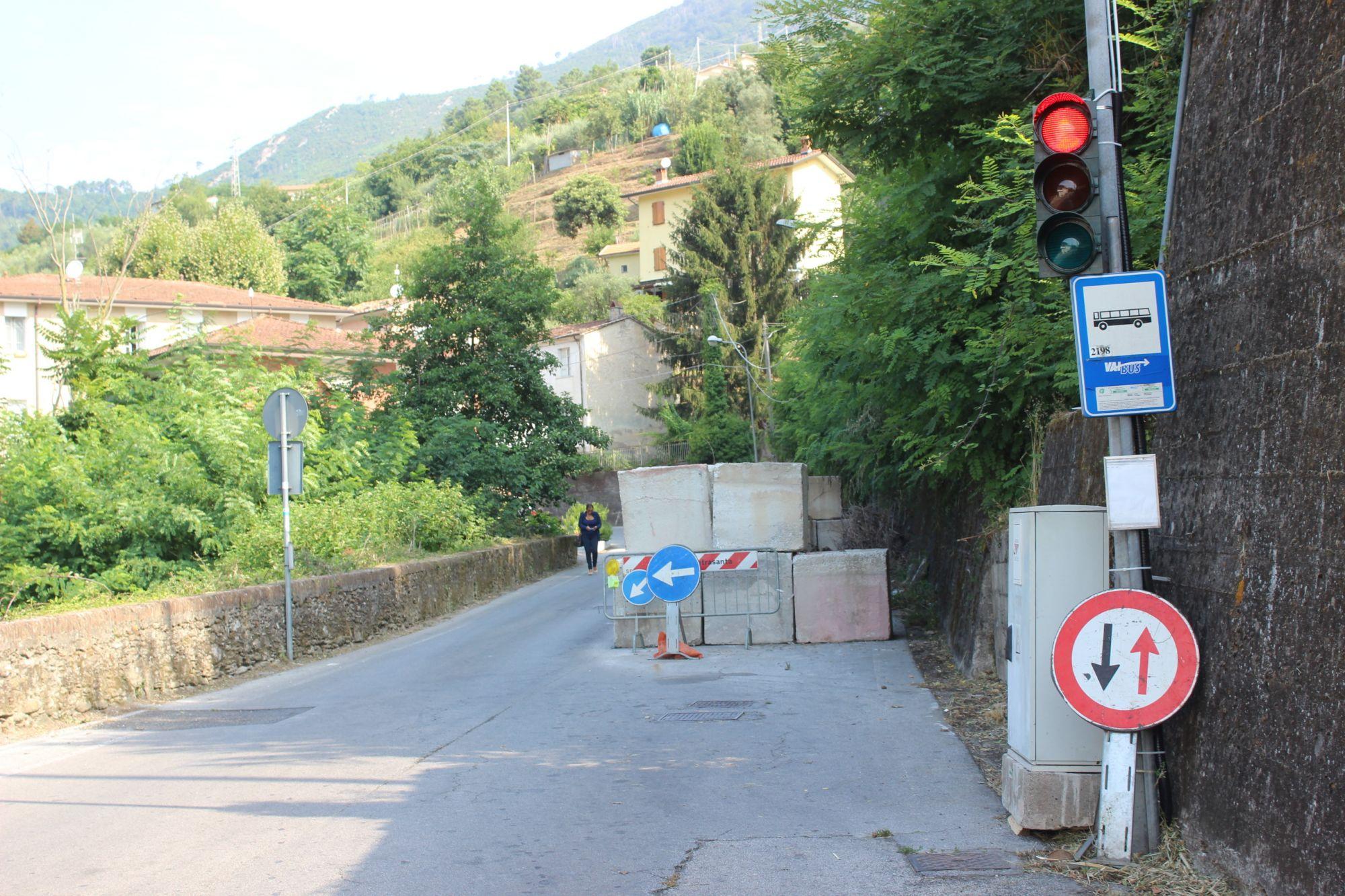 Frane, il comune accelera su via Casone