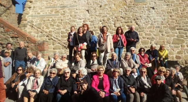 Gita a Vinci per gli over 65 di Forte dei Marmi