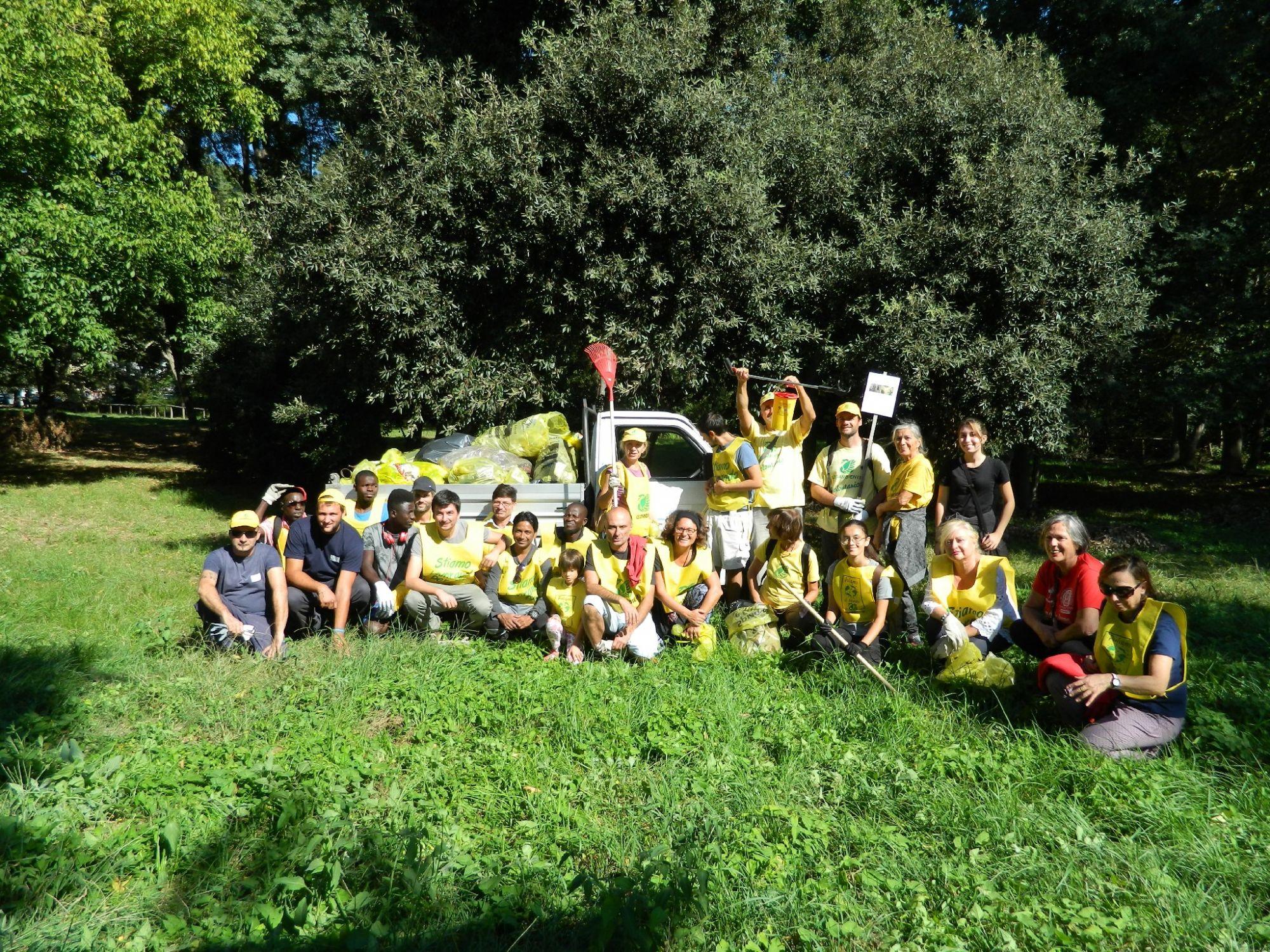 """""""Puliamo il mondo a Viareggio"""", bilancio e ringraziamenti di una bella giornata di settembre"""