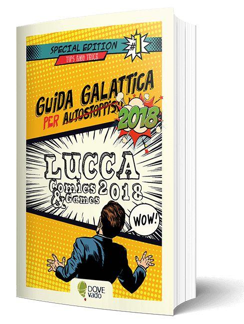 Lucca Comics and Games cop