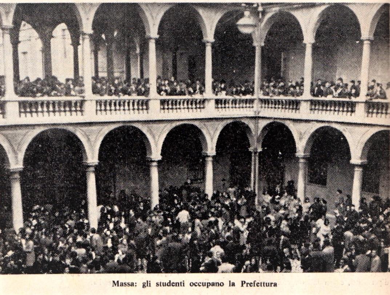 """""""Il movimento studentesco da Massa a Pisa"""": nuovo incontro sul '68"""