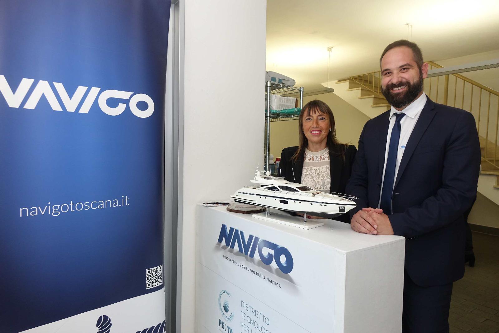 B2B Day NAVIGO, a Villa Tina  il Premio all'Innovazione Luigi Gianneschi