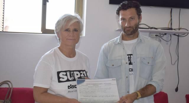 Col Sup dalla Versilia a Capalbio per Aipd Versilia