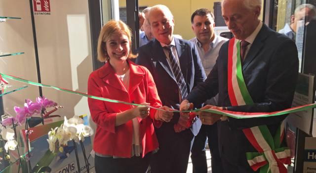 Inaugurata a Pozzi la nuova farmacia