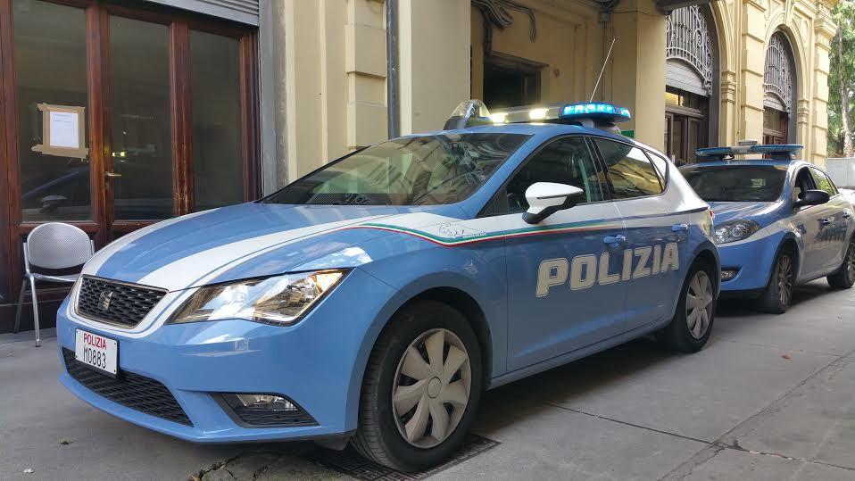 polizia questura lucca