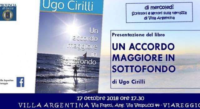 A Villa Argentina il romanzo del versiliese Ugo Cirilli