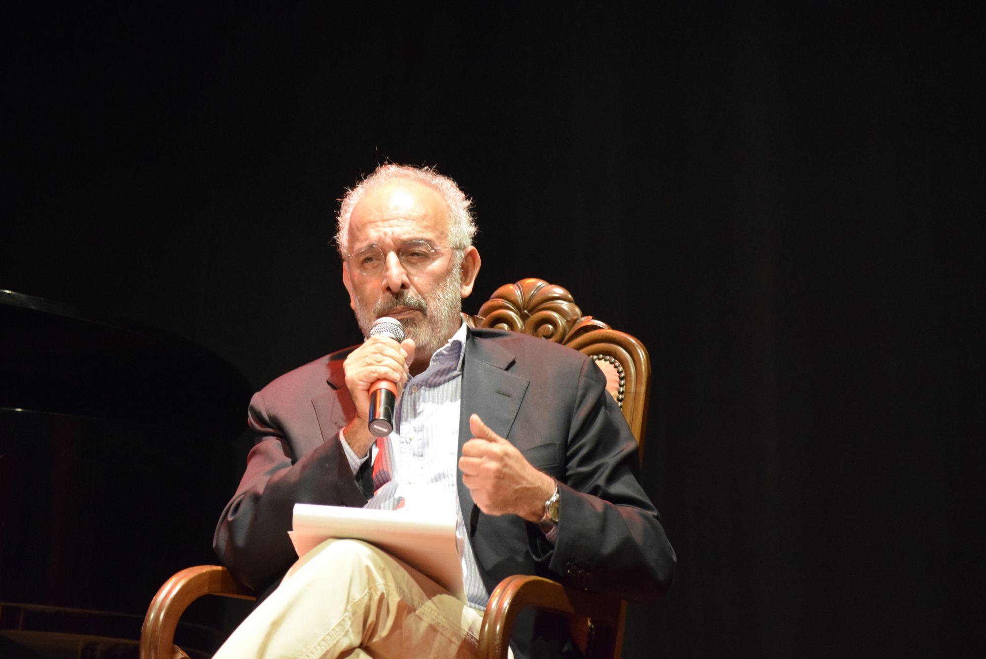 Gad Lerner a Camaiore, la video-intervista