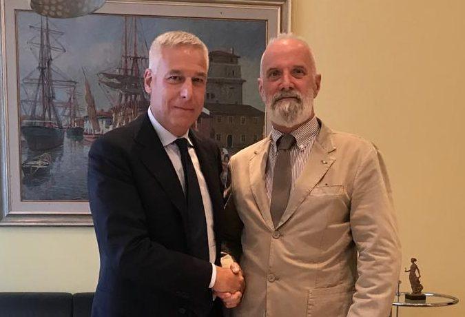 Sanità in Versilia, Del Ghingaro incontra Quiriconi