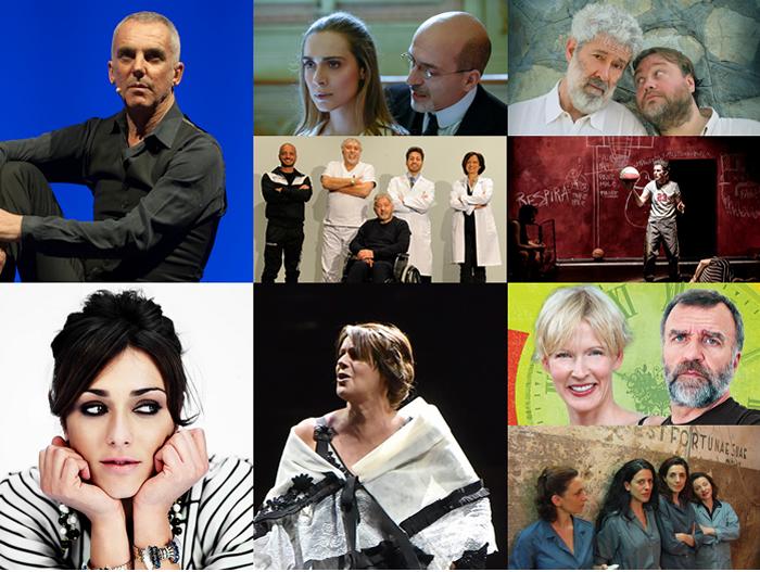 Teatro dell'Olivo, presentata la stagione 2018 2019