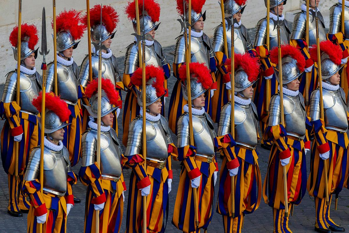 Michelangelo e le divise delle guardie svizzere, appuntamento con gli studenti di Seravezza