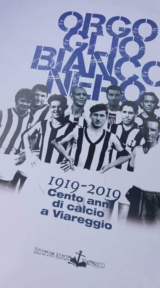Il calcio a Viareggio, ieri, oggi e domani: incontro al teatro estate