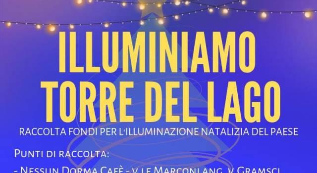 Illuminiamo Torre del Lago, raccolta di fondi per il Natale nella frazione pucciniana
