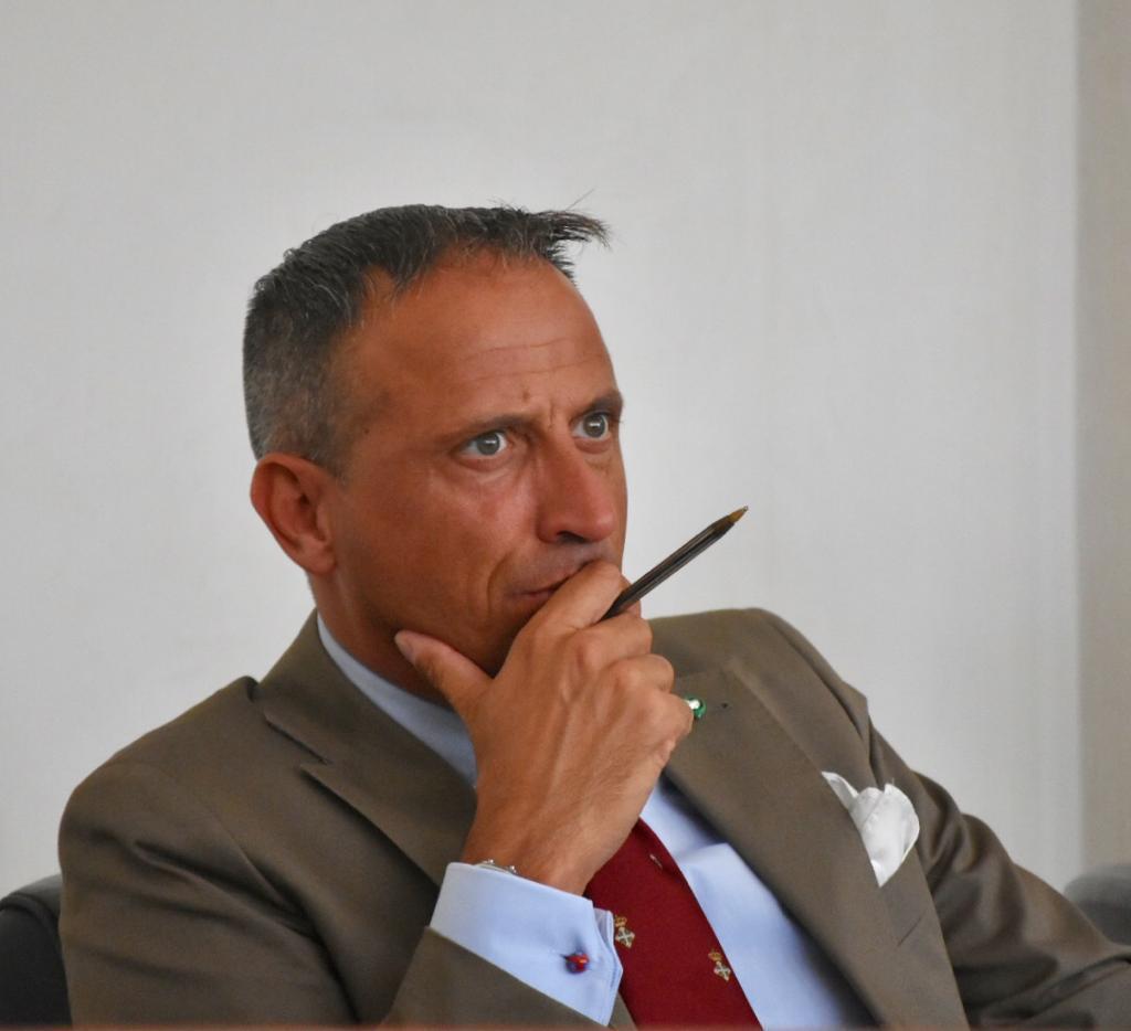 """Santini: """"Veronesi si è dimesso, che piaccia o no a Del Ghingaro"""""""