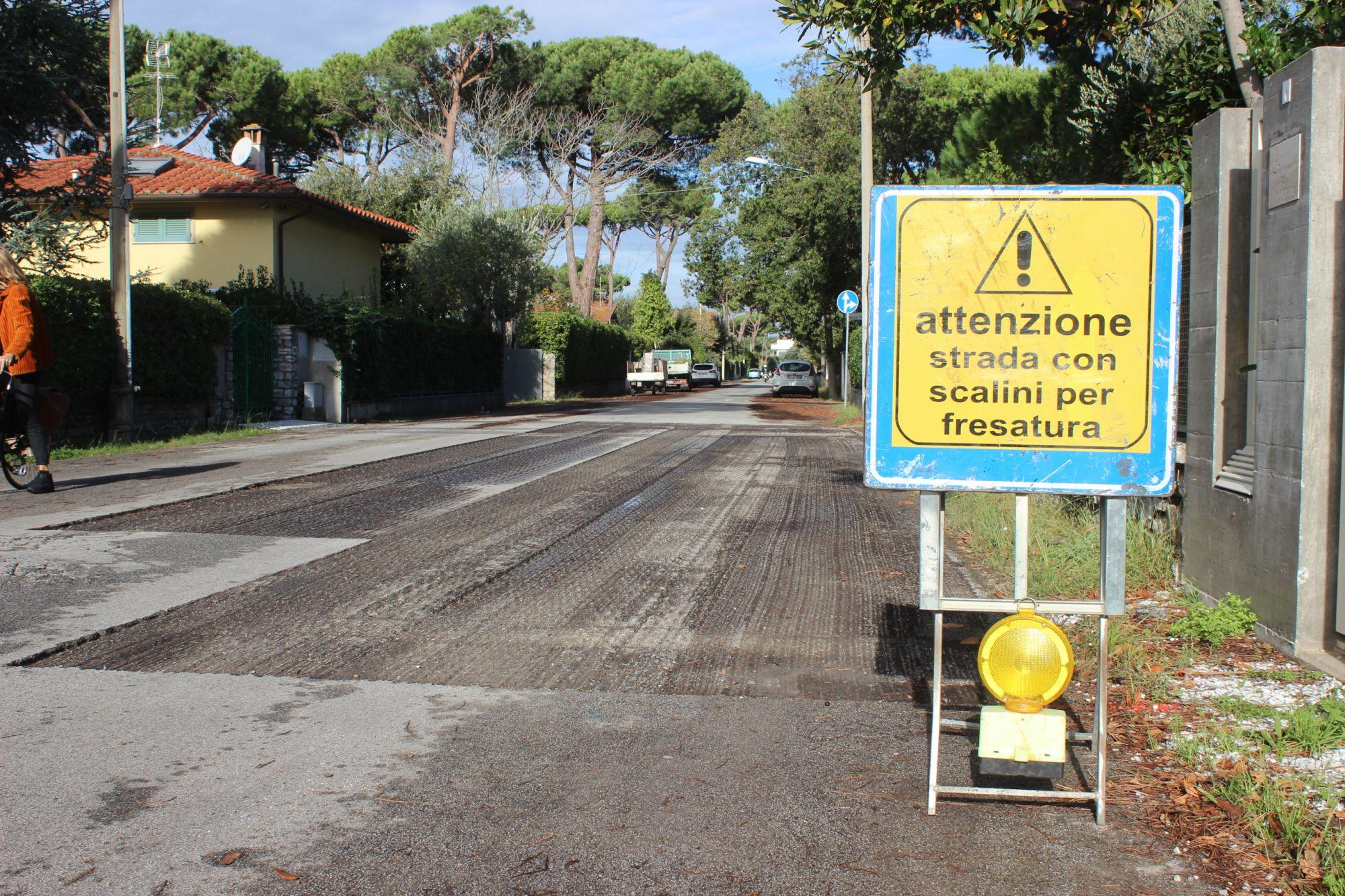 Viabilità: 3,5 km di nuovo manto stradale tra Marina e Capriglia, 72 micro-cantieri in città