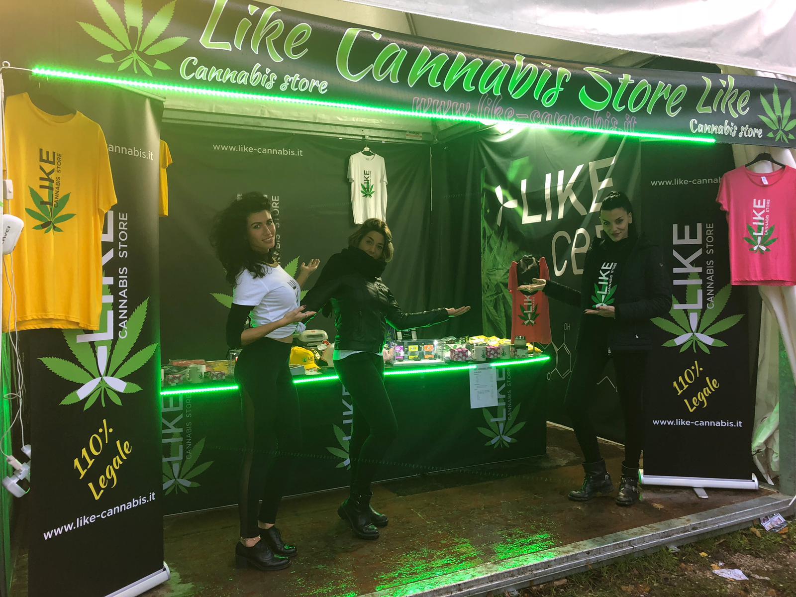 """Cannabis, il titolare della Like risponde al senatore: """"Caro Mallegni l'aspetto nella mia azienda"""""""