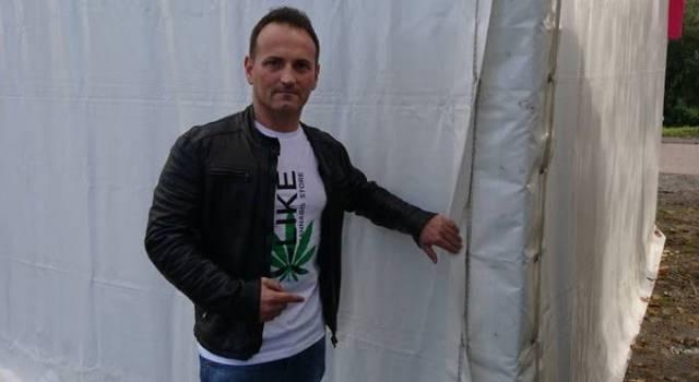 """Dai Comics… alla politica: il titolare di """"Like Cannabis Store"""" fonda un movimento"""