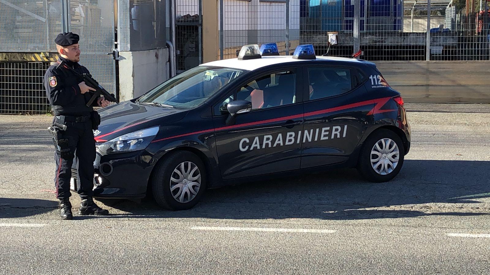 Carabinieri, arriva la Cio: controlli a tappeto