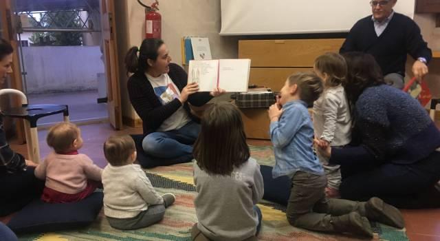Nati per leggere, appuntamento in biblioteca a Pietrasanta